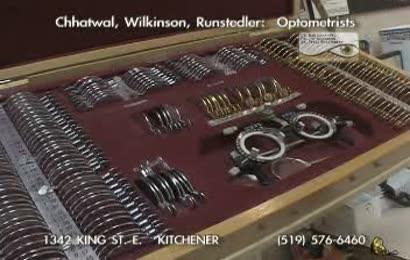 Wilkinson, Runstedler, Barth, Chhatwal Drs  Optometrists
