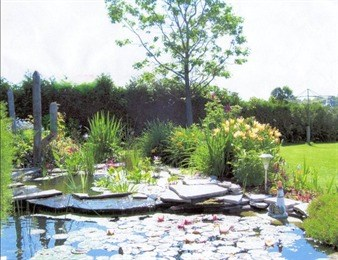 gb landscaping water gardens landscape contractors designers in