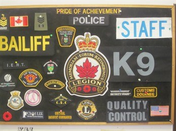 K&L Embroidery/Emblems Embroidery in Brampton Ontario