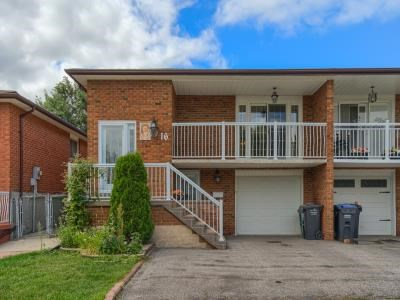 Stupendous Brampton Houses Townhouses For Rent Gottarent Com Best Image Libraries Barepthycampuscom
