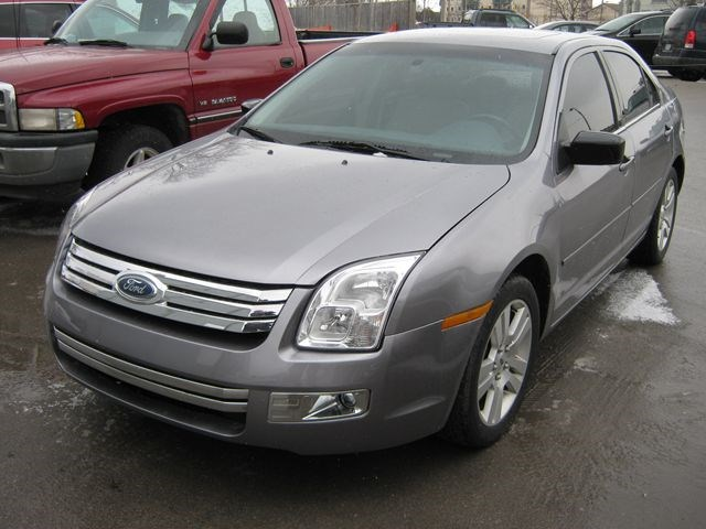 2006 Ford Fusion Sel Cars