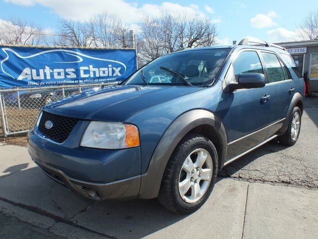 2005 Ford Freestyle Sel Cars