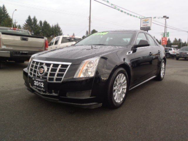 2012 cadillac cts 3.0l sidi awd black for 38995 in parksville