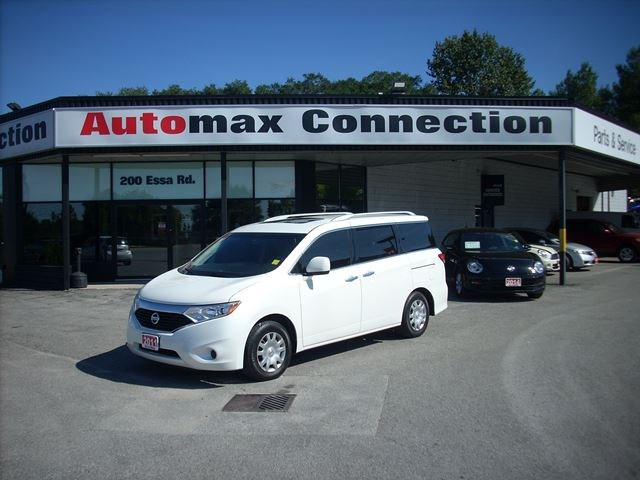 2011 Nissan Quest White For 16900 In Barrie Thespec