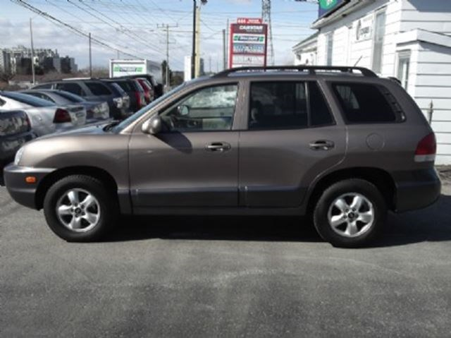2005 Hyundai Santa Fe GLS 2.7L Mocha Frost For 5990 In Oshawa | TheSpec.com