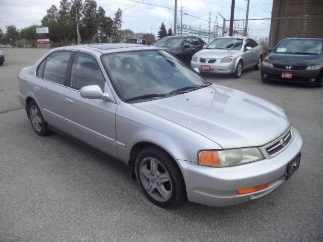 1999 Acura EL PREMIUM PKG LEATHER SUNROOF LOADED Silver for 2950 in