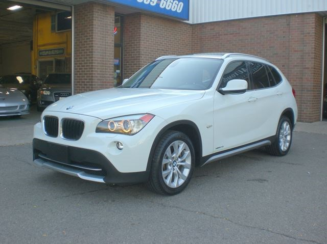 BMW X I XDrivei Panoramic Roof White For In - 2012 bmw x1