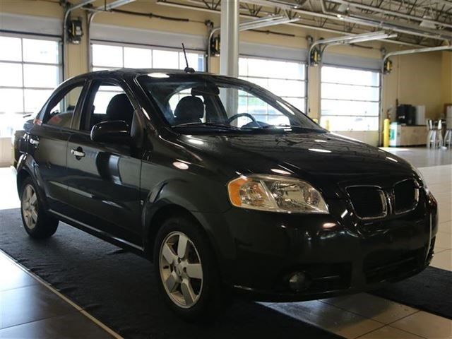 2009 Pontiac Wave G3 PODIUM EDITION AC TOIT Black for 6995 in
