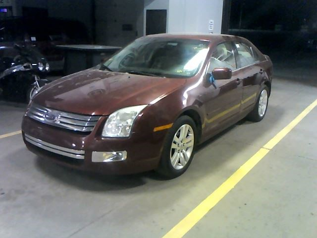 2007 Ford Fusion Sel >> 2007 Ford Fusion
