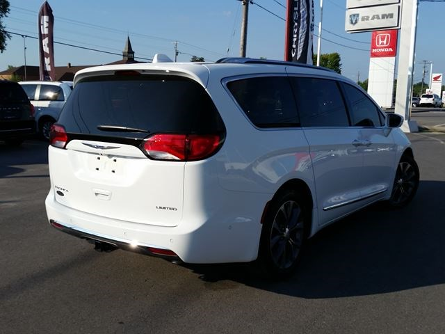 2017 Chrysler Pacifica Limited Tow Package Cars 1 14