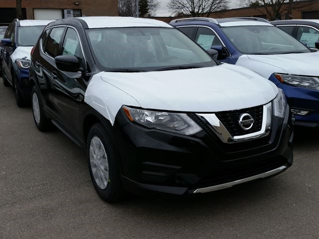 2017 Nissan Rogue S Black For 27178 In Mississauga Toronto Com
