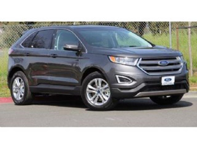 Ford Edge Dr Sel Awd Free Lease Take Over Dark Grey For  In Mississauga Insidehalton Com