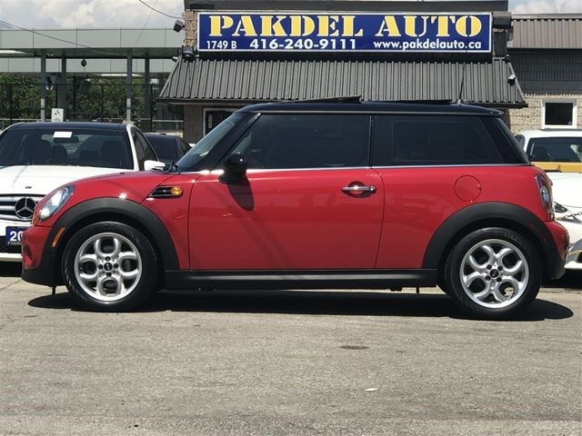 2013 Mini Cooper Cooperaccident Freelow Kmpanoramic Roof Red For