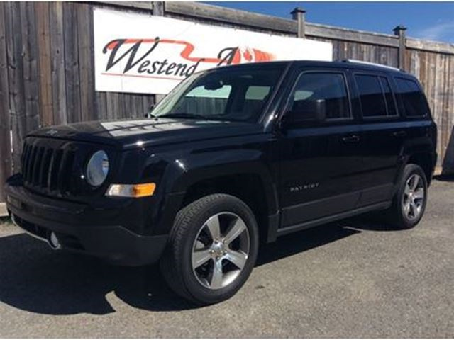 2016 Jeep Patriot High Alude