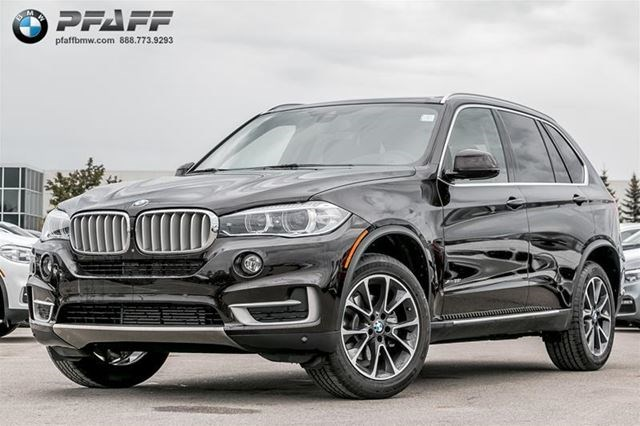 2016 BMW X5 XDrive35i Brown For 59900 In Mississauga