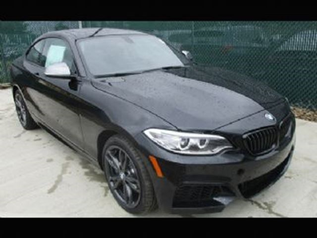 2017 BMW 2 Series M240i XDrive Coupe Black For 909 In Mississauga