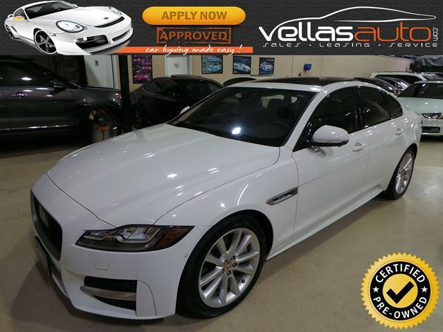 2017 Jaguar Xf 35t R Sport Navi Pano Rf Awd White For 54878 In Vaughan Thepeterboroughexaminer