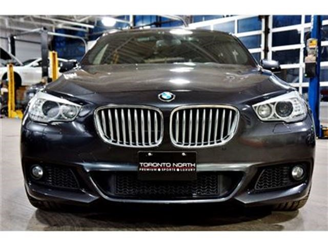 BMW I XDrive A GT NO ACCIDENT Dark Grey For In - 2012 bmw 550i gt