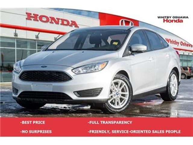 2017 Ford Focus Se Automatic Silver For 14900 In Whitby
