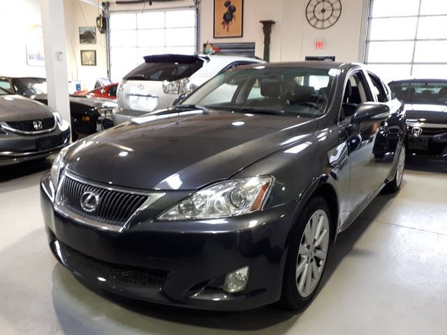 2009 lexus is 250 grey for 19495 in toronto | mississauga