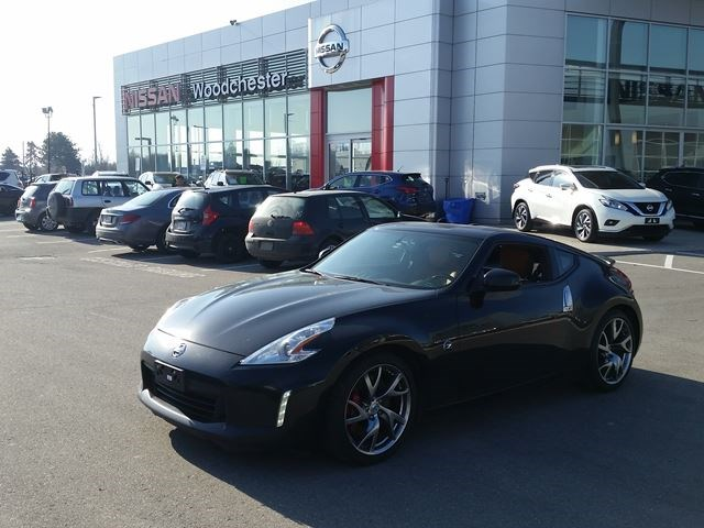 2013 Nissan 370z Sport Package Magnetic Black For 16995 In