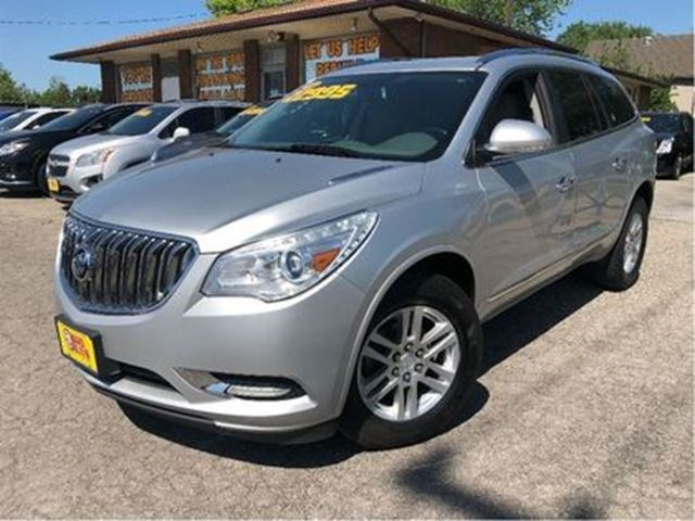 at detail leather serving motors enclave fort haims awd buick used