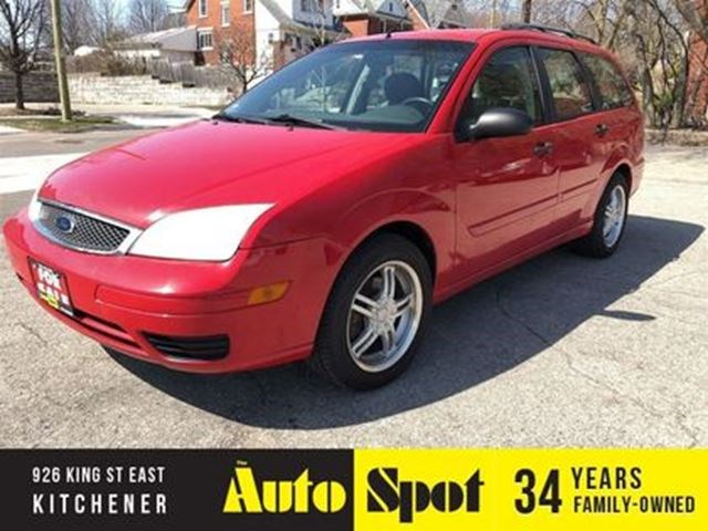 2005 Ford Focus Se Low Kms Priced For A Cars