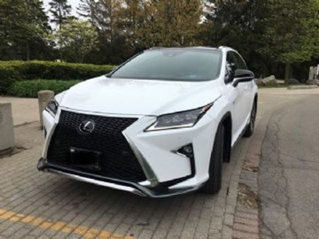 lexus rx 350 pearl white. 2017 lexus rx 350 f sport, 3 , awd~~~~loaded~~~~ pearl white for 715 in mississauga | toronto.com rx