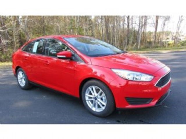 2016 Ford Focus Se Red For 329 In Mississauga Southwesternontario Ca