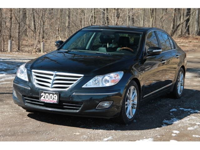2009 Hyundai Genesis 4.6 Technology NAVI Sunroof