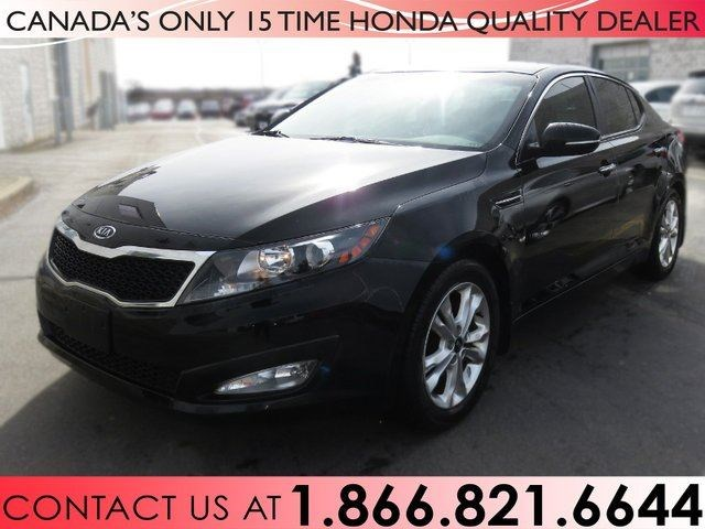 2011 Kia Optima EX | LOW PRICE | NO ACCIDENTS