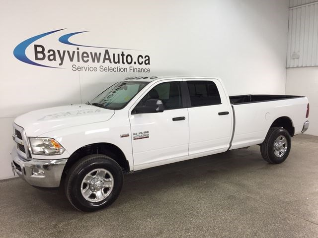 2016 Dodge Ram 2500 Slt 6 4l Hemi Rem Start