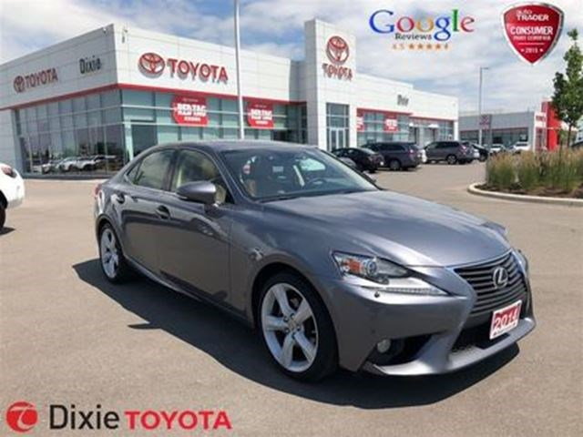 2014 lexus is 250 is250 awd, loaded navigation, leather, moonroof