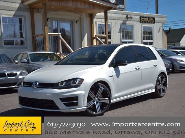2017 Volkswagen R32 2 0 Tsi Leather Nav 19alloys Wow White For 35950 In Ottawa Therecord