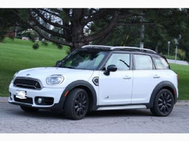 2017 Mini Cooper Countryman All4 S White For 640 In Mississauga