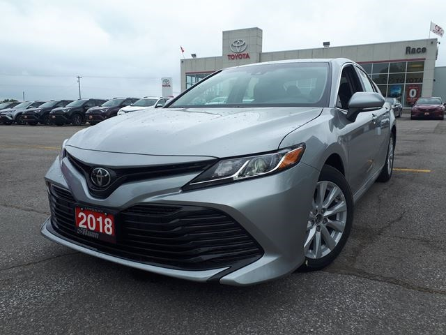 2018 Toyota Camry Le Silver In Lindsay Toronto Com