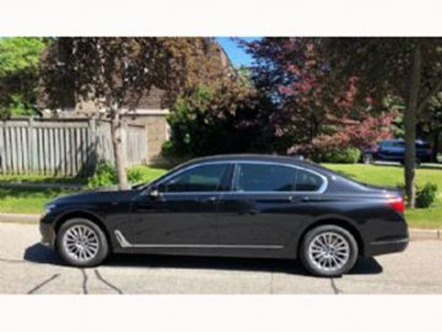 2018 Bmw 7 Series 750li Xdrive Loaded Low Kms Black For 1635