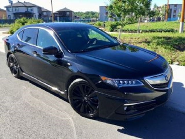 2017 Acura Tlx Sh Awd Elite A Spec Xtra Mags Full Protect Free