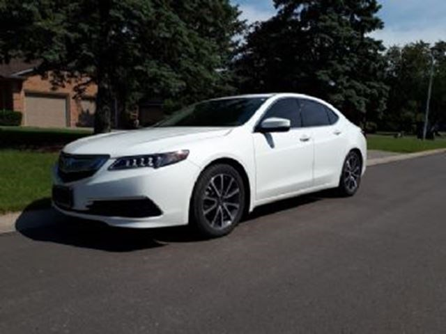 2016 Acura Tlx Sh Awd V6 Tech Navigation White For 511 In Mississauga Ourwindsor Ca