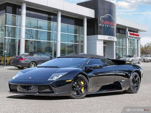 2005 Lamborghini Murcielago Roadster Awd Low Mileage 571 Hp 5700