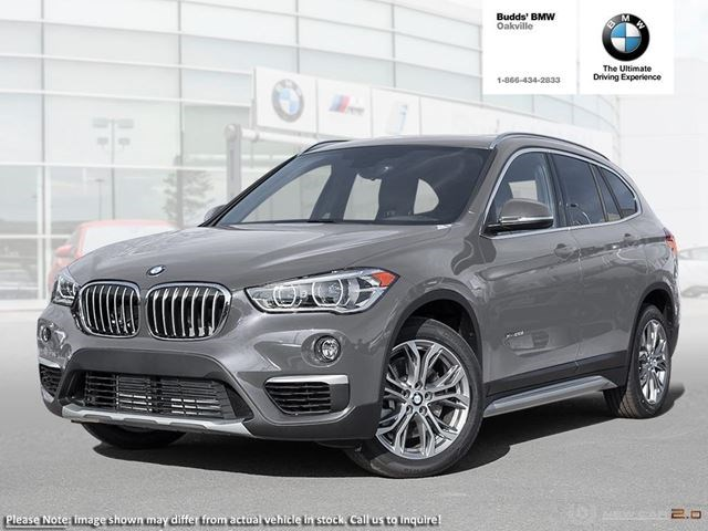 2018 BMW X1 XDrive28i Grey For 48869 In Oakville
