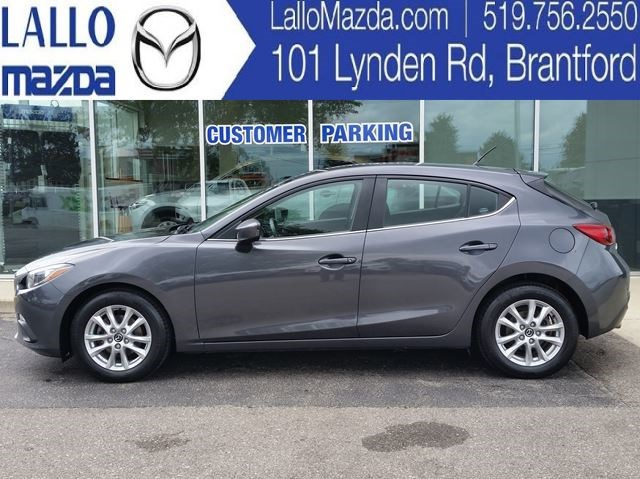 2014 Mazda MAZDA3 GS W/ REMOTE START Dark Grey For 14900 In Brantford |  TheSpec.com