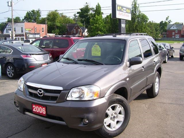 2006 Mazda Tribute GX,ALLOYS,TINTED,NEW TIRES,CERTIFIED Grey for ...