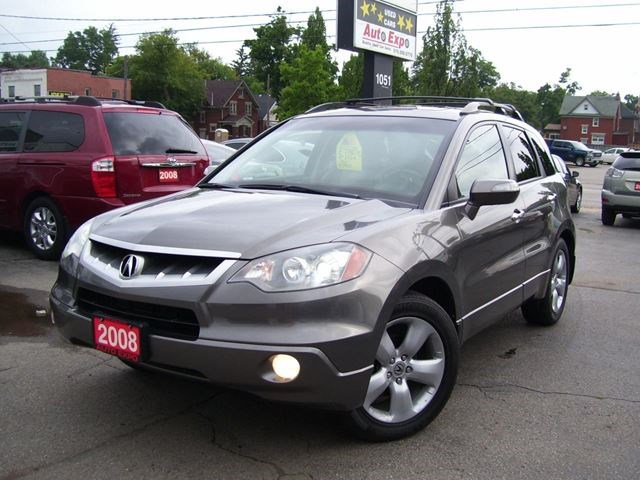 2008 Acura RDX SPORT,TURBO,AWD,LEATHER Grey for 9995 in Kitchener ...