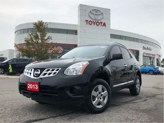 2013 Nissan Rogue S AWD   No Accidents /