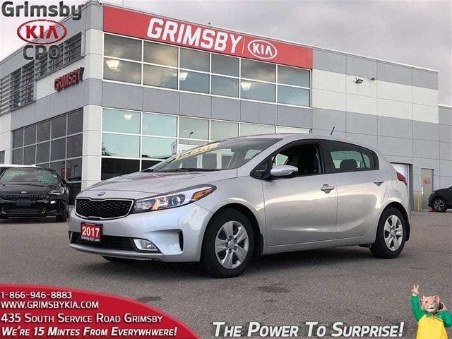 2017 Kia Forte Lx Plus Silver For 15988 In Grimsby Guelphmercury Com