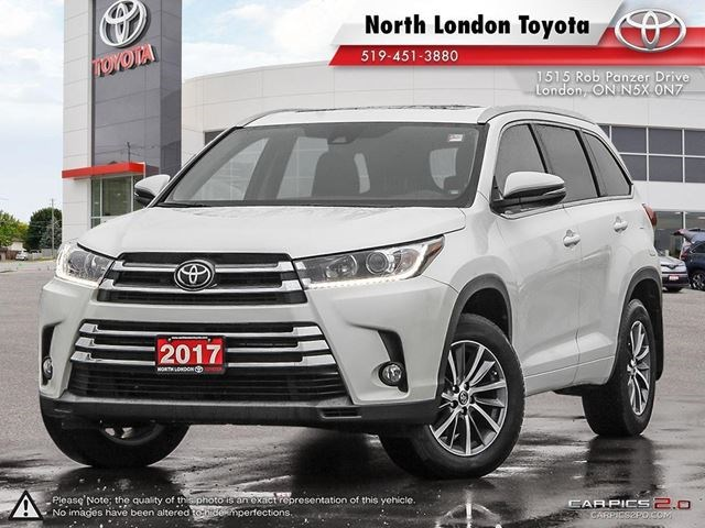 2017 Toyota Highlander Xle 4 5 From Edmunds Thanks To