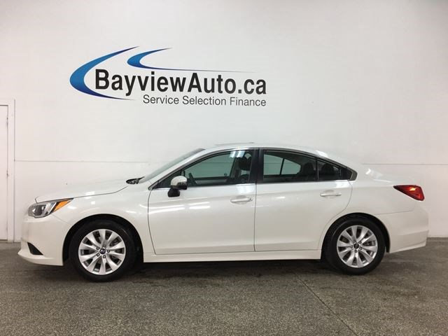 2016 Subaru Legacy 2 5i Touring Package Sunroof Push Btn Start Htd Seats Bsd Starlink Adaptive Cruise White For 22995 In Belleville