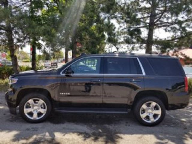 2017 Chevrolet Tahoe Ls 4wd Black For 942 In Mississauga Guelphmercury