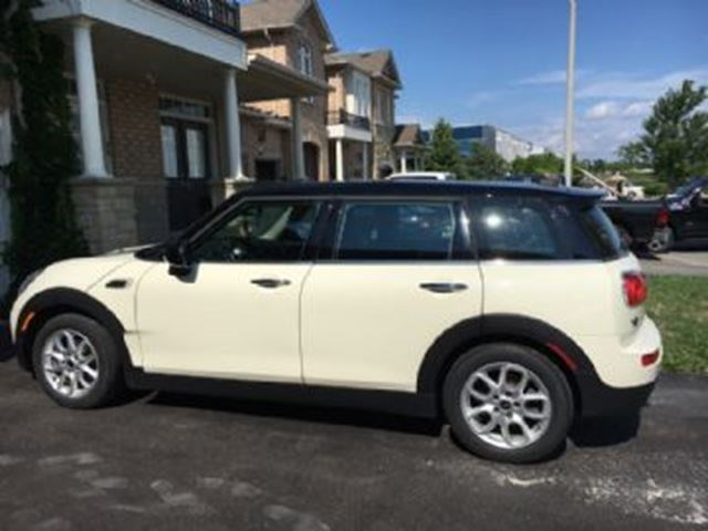 2016 mini cooper clubman white for 558 in mississauga | mississauga